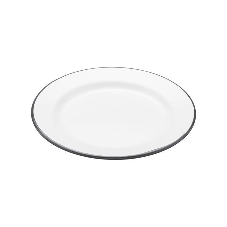 Enamel Side Plate