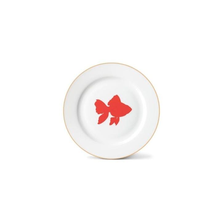 Goldfish Side Plate
