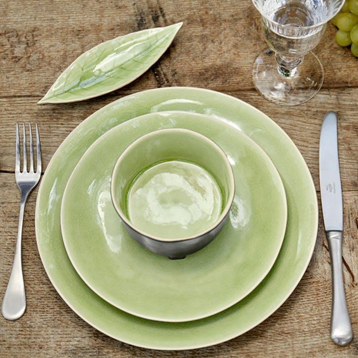 Vert Frais Dinner Plates, Set of 6