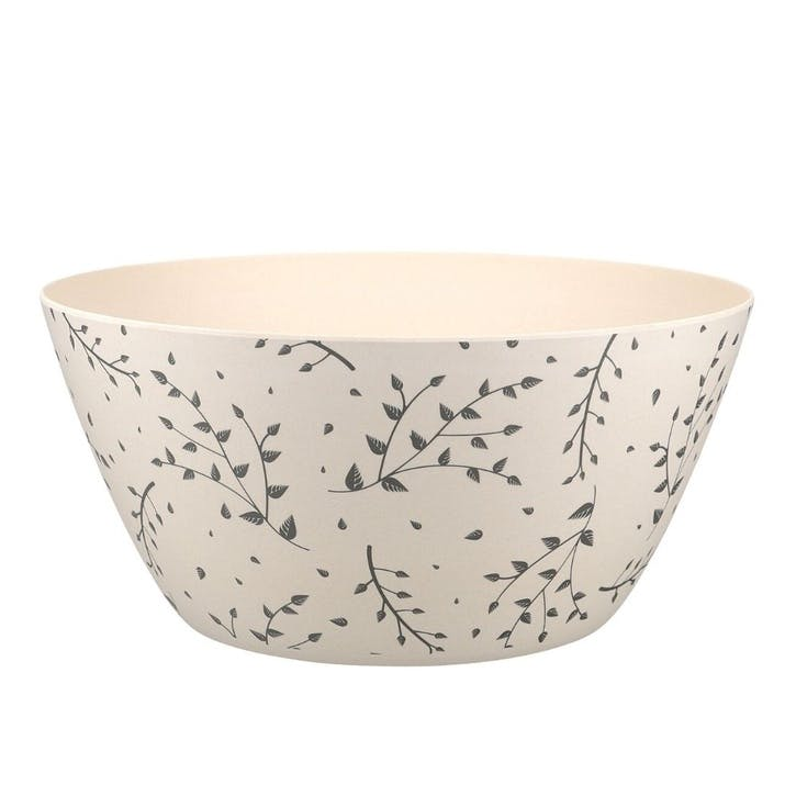 Natural Elements Bamboo Fibre Salad Bowl