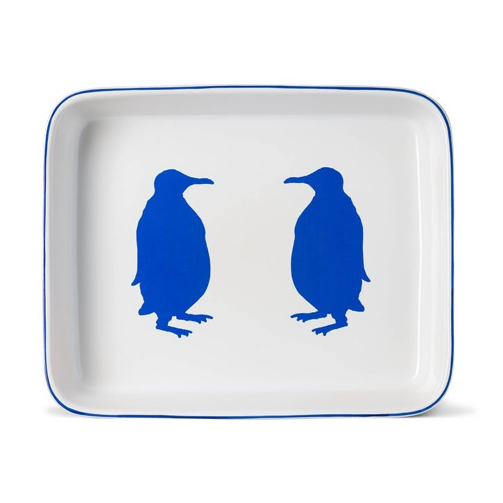 Penguin Oven Dish, Large
