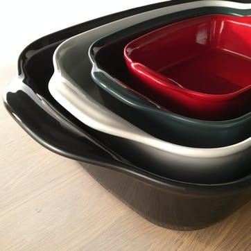 Rectangular Oven Dish - Medium; Charcoal
