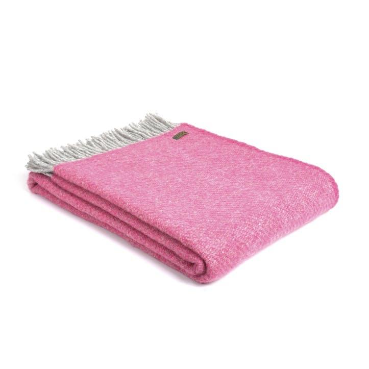 Boa Throw, Pink