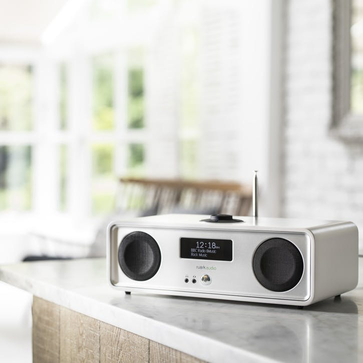 R2 Mk3 Streaming Music System; White