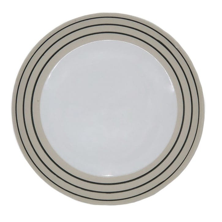 Clef Dinner Plate, Set of 4
