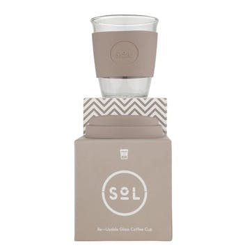 Coffee Cup, 12oz, Seaside Slate