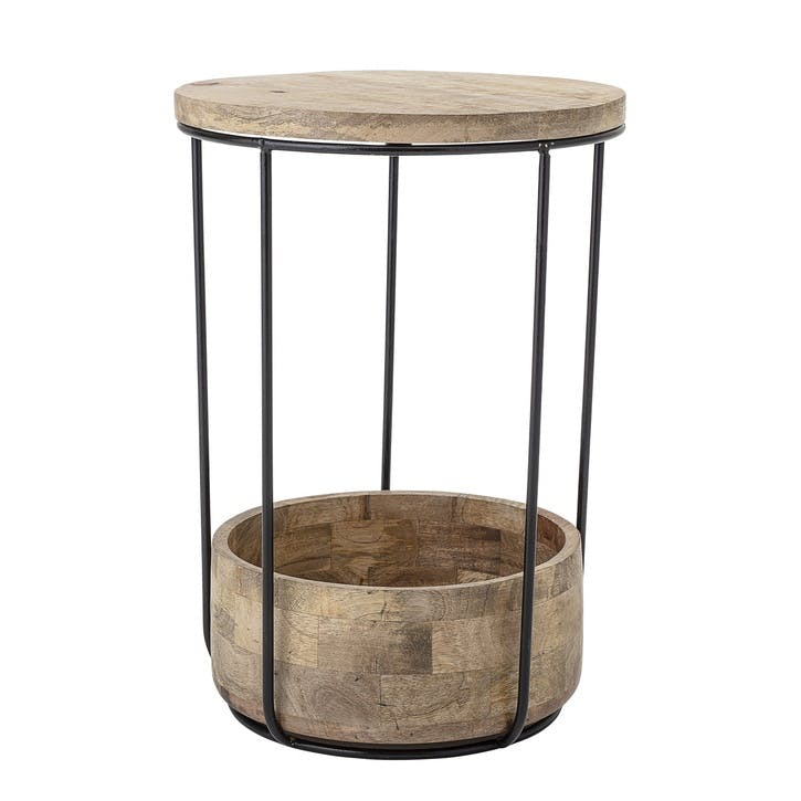 Willie Mango Side Table