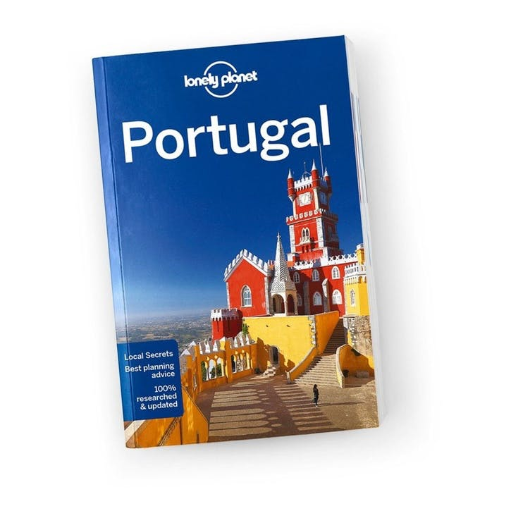 Book Store Lonely Planet Portugal, Paperback