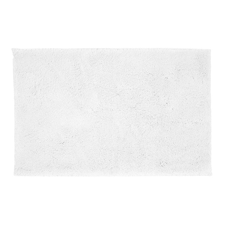 Deep Pile Bath Mat, White