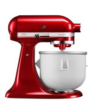 Ice Cream Maker For 4.3L & 4.8L Stand Mixer Attachment
