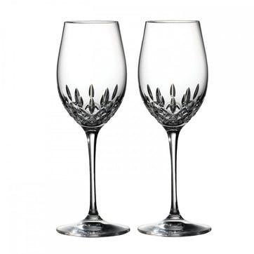 Lismore Essence White Wine Glass, Set of 2