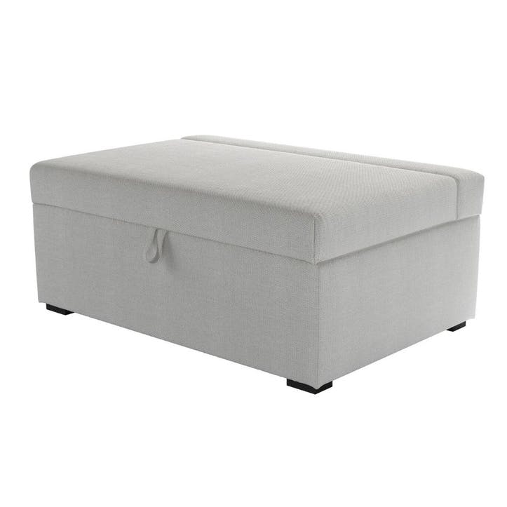 Henry, Bed in a Box, Pumice House Plain Weave