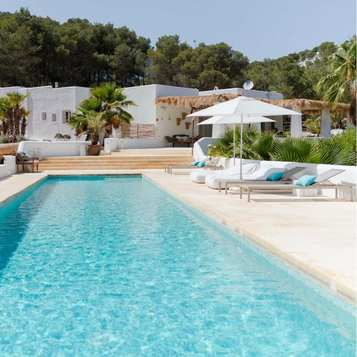 A voucher towards a stay at Pure House Ibiza for two, Ibiza, Spain