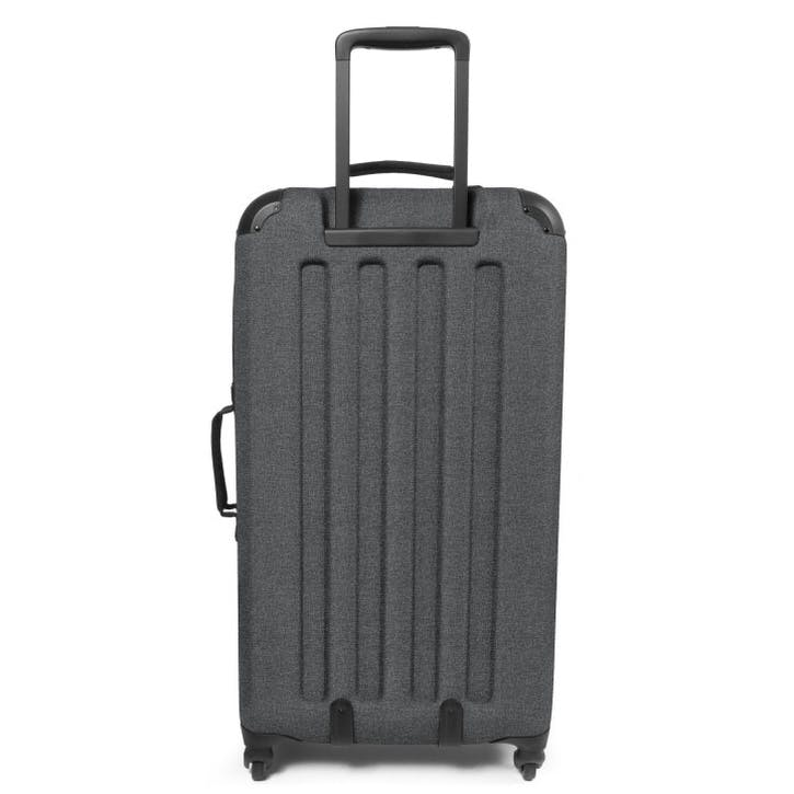 Tranzshell Suitcase - Large; Black Denim