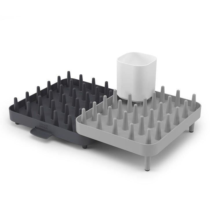 Connect Adjustable Dishrack, Grey