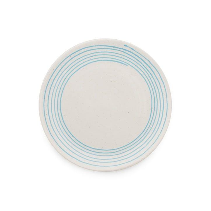 Spiral Side Plate, Set of 4