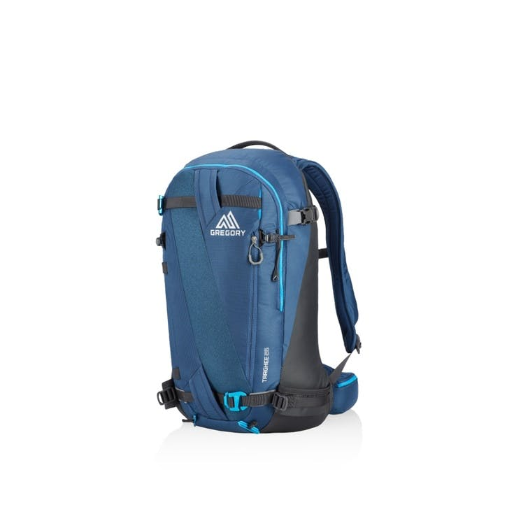 Targhee Alpine Ski Backpack, 26 Litres, Medium, Blue