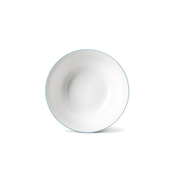 Rainbow Cereal Bowl, Aqua