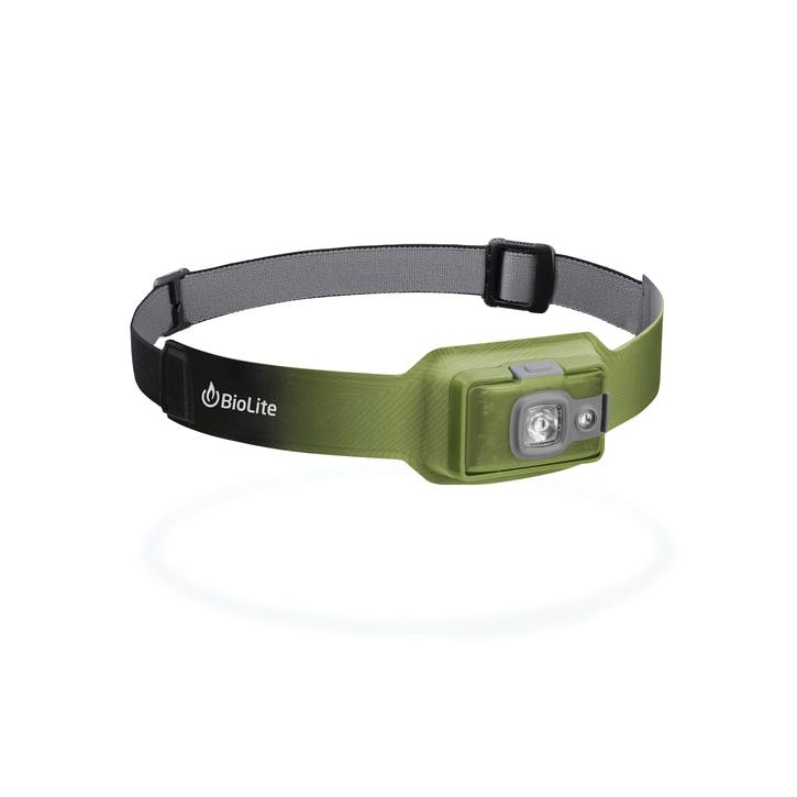 Headlamp 200, Moss Green