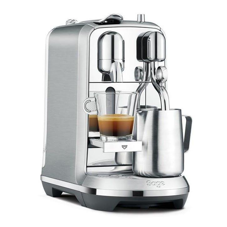 Nespresso Creatista Plus; Steel