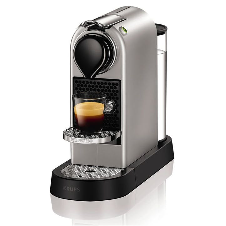 CitiZ Coffee Machine, Silver