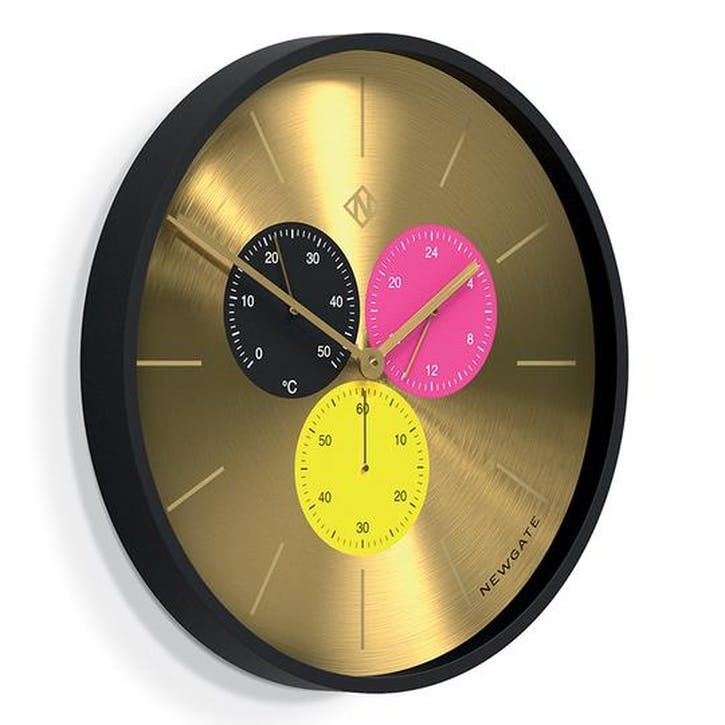 Dragon Claw Triptick Clock