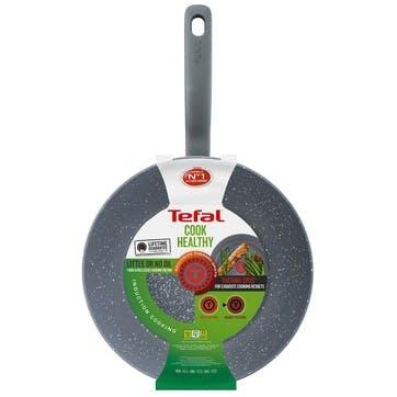 Cook Healthy Stir Fry Pan, 28cm