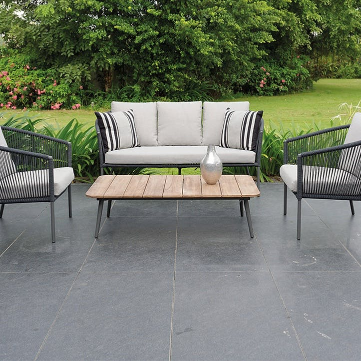 Reims Lounge Set, Grey