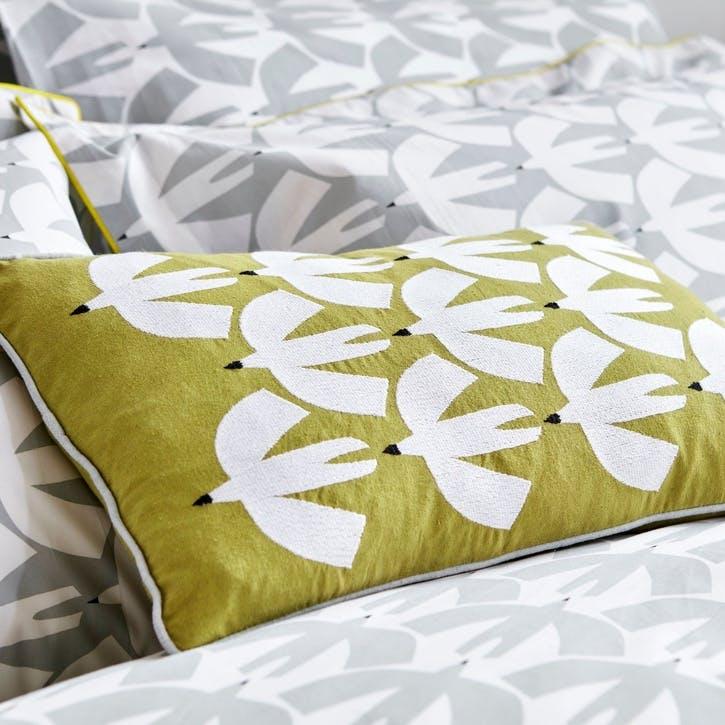 Pajaro Cushion, 30 x 50cm, Citrus