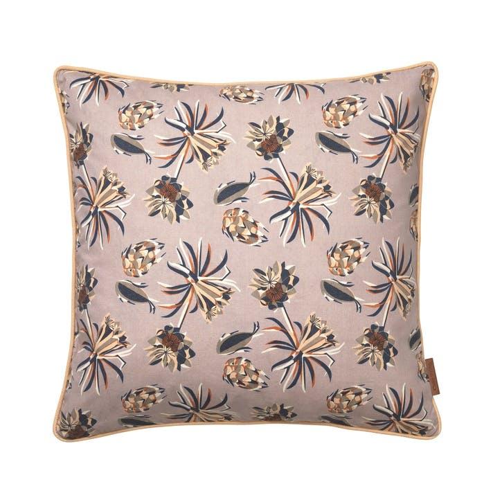 Palm Flower Cushion
