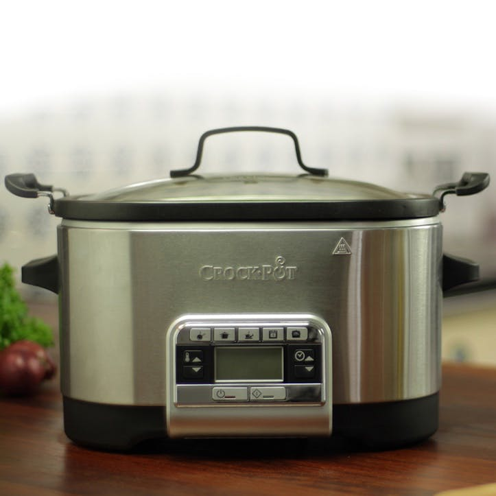Crock Pot Digital Slow and Multi Cooker