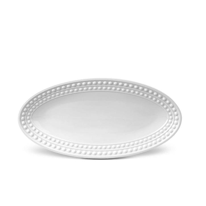 Perlée Oval Platter