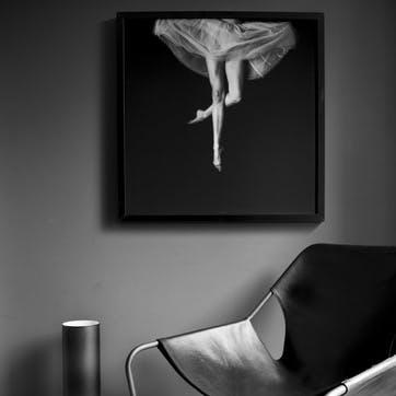 Ballet Jump Print - 50 x 50cm