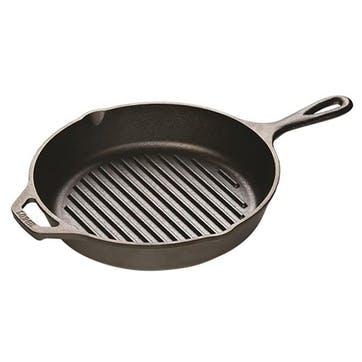 Round fat free frying pan, 26cm