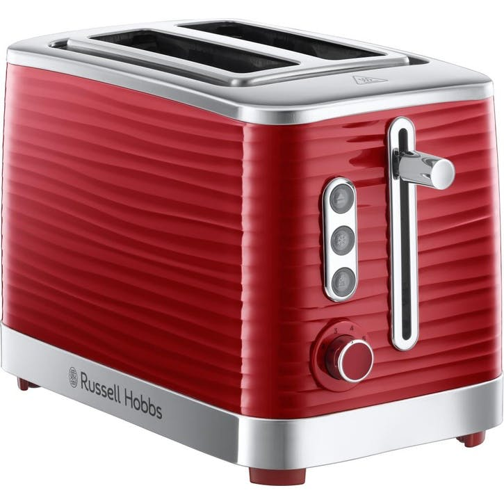 Inspire 2 Slice Toaster; Red