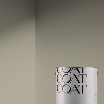 Flat Matt Wall & Ceiling Paint, And Breathe Beige Green  2.5L
