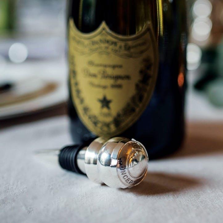 Champagne Cork Wine Bottle Stop