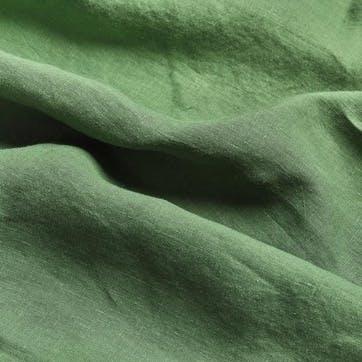 Standard Pillowcase Pair, Forest Green