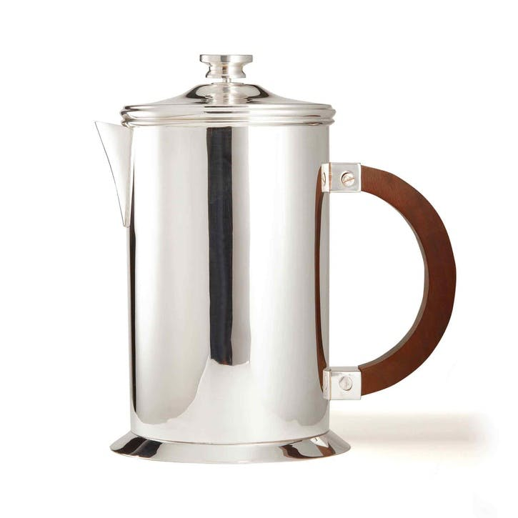 Audley Silver Coffee Press, Large