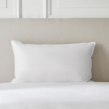 Perfect Everyday Duck Down Pillow, Standard, Medium/Firm