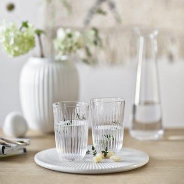Hammershøi Tumbler, Set of 4, Clear
