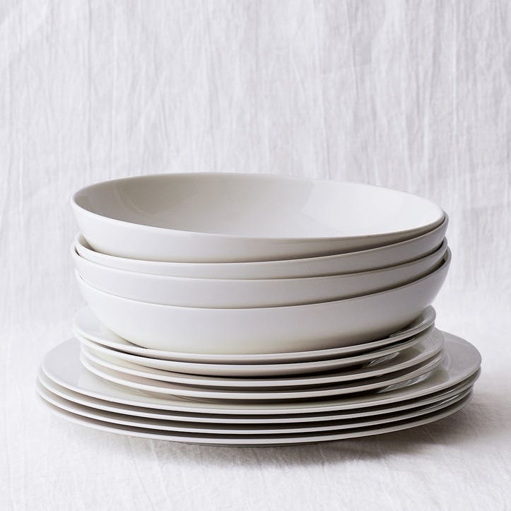 Symons Bone China Dinner Set, 12 Pieces