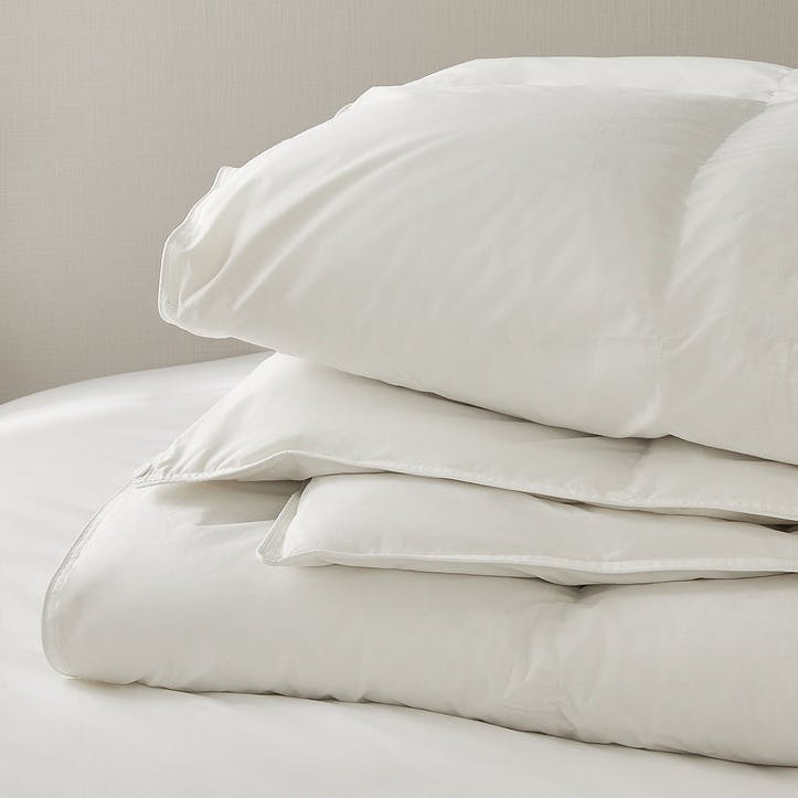 Perfect Everyday Duck Down Super King Duvet, 13.5 Tog