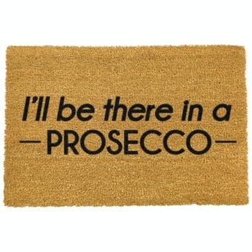 In A Prosecco Doormat