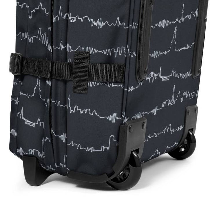 Tranverz Suitcase, Medium, Beat Black