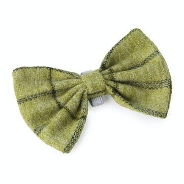 Tweed Bow Tie, Green