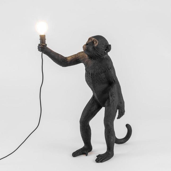 Outdoor Monkey Light, Standing