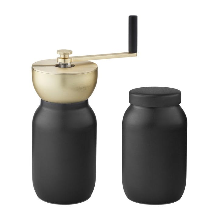 Collar Coffee Grinder, Black