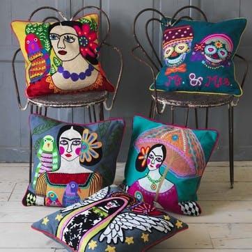 Mexicana Cushion, Multi