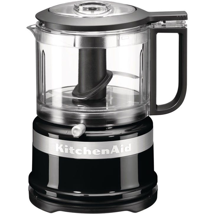 Mini Food Processor; Onyx Black